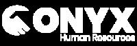 ONYX HR, poslovno svetovanje in kadrovske rešitve - logotip